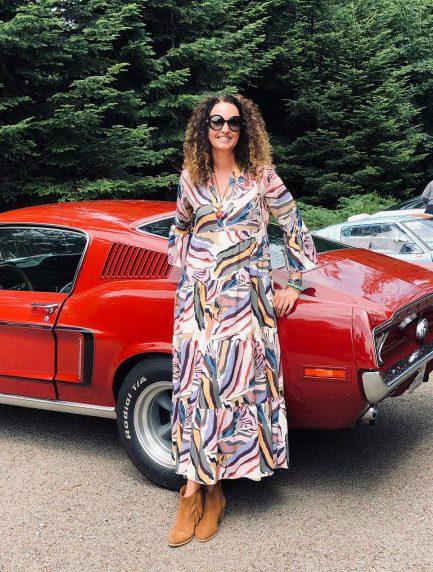 Mustanglady Elke