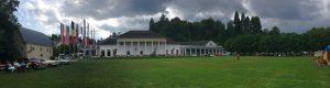 Oldtimerausstellung vorm Kurhaus Baden-Baden