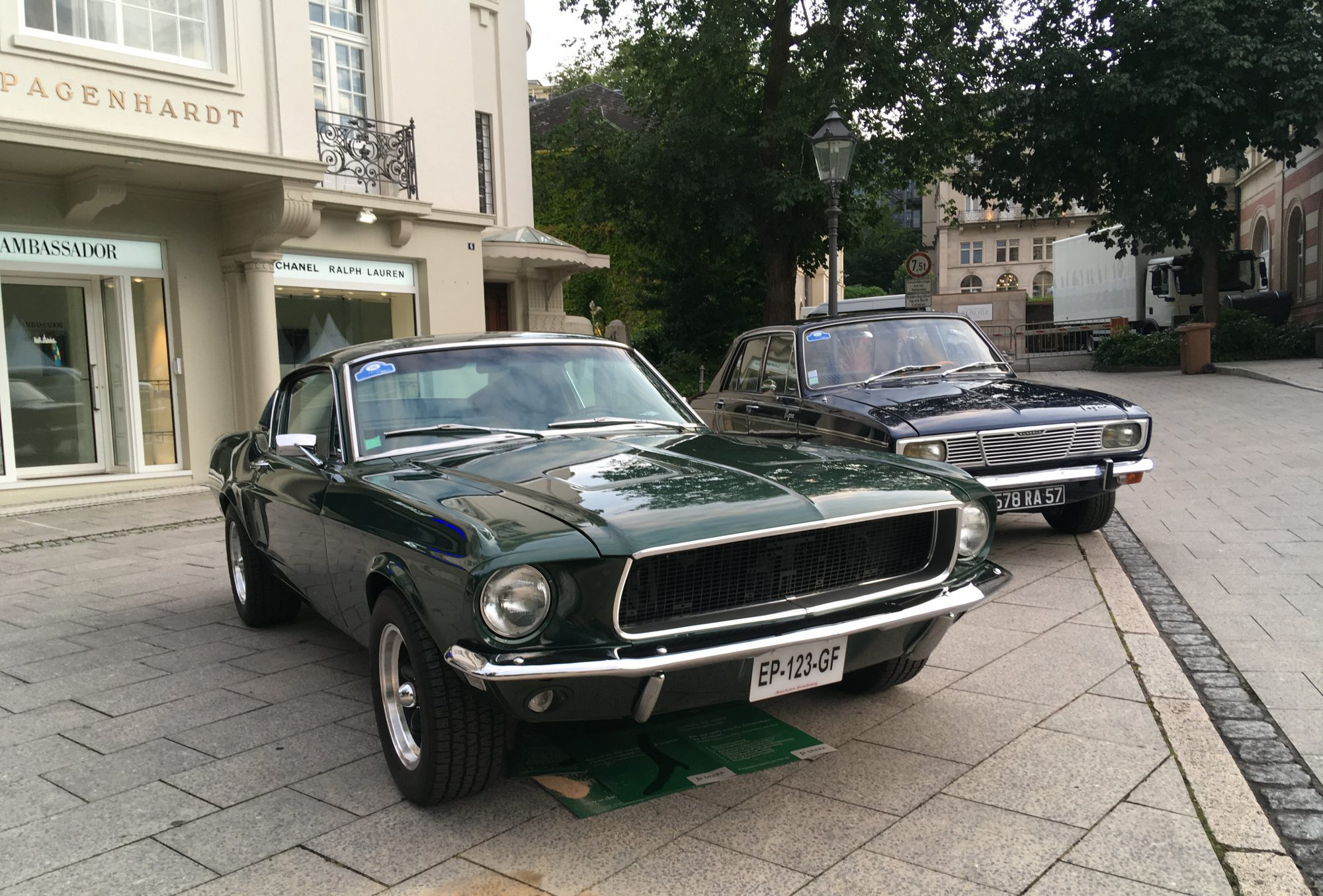 Ford Mustang Fastback 68