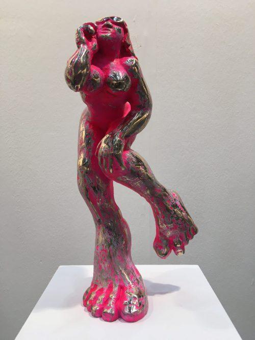 Schirmer Skulptur