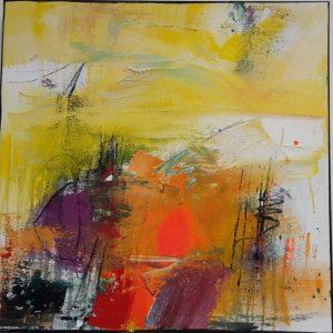 Komposition Gelb