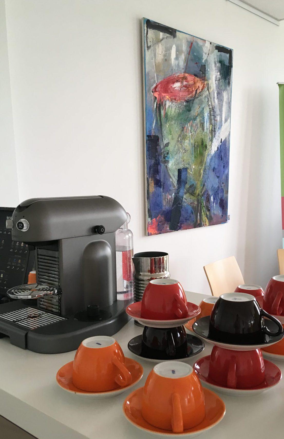 Cafe & Kunst