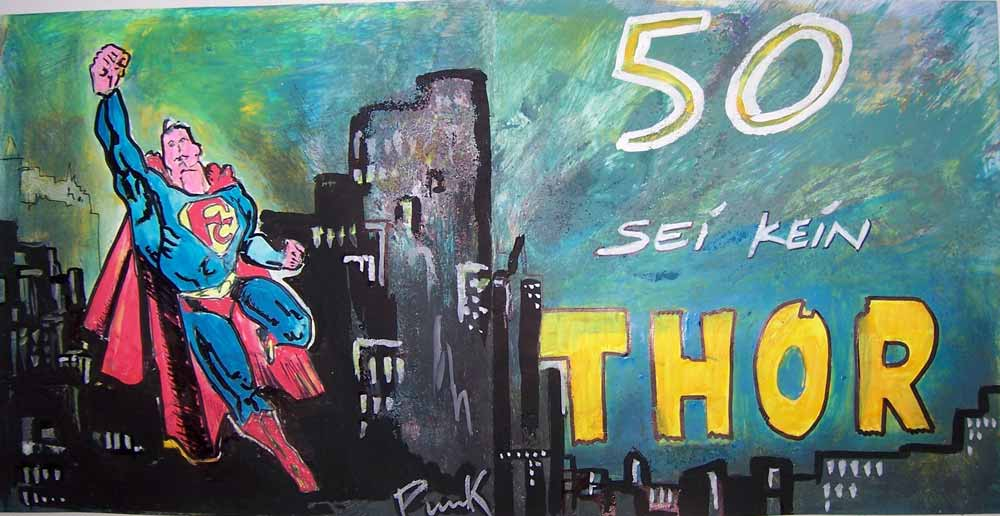 Comic 50 Karte CR