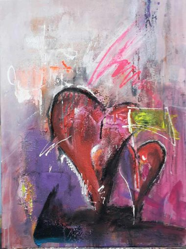 Zwei Herzen